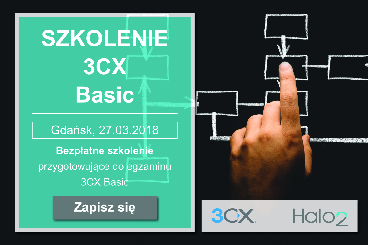 Szkolenie 3CX Basic