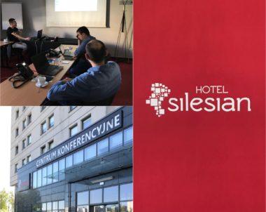 Pierwsze szkolenie z poziomu Intermediate w Katowicach!